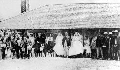 Isabella Brand, Henry Fletcher Waldeck, Ironbarks Greenough