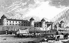Millbank Prison, Australian Convict, George Brand