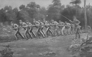 Convicts, Australian, Ploughing