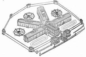 Pentonville Prison, Convict