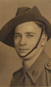 Dudley Hilton Brand, WWII, Western Australia
