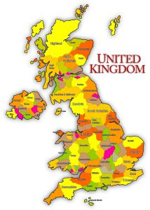 United Kingdom, Family History Holiday
