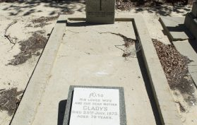 Karrakatta Cemetery, Perth, Western Australia, Cemetery Renewal, Office of Australian War Graves