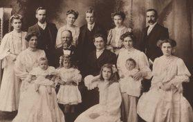 C1906 Matheson Family Perth Western Australia