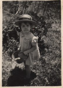 Mum as a young child on a family farm Western Australia
