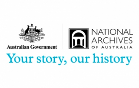 National Archives of Australia image Courtesy of NAA