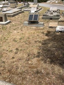 Margaret Emily Matheson Headstone, Karrakatta Cemetery, Perth, Western Australia