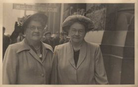 Gladys Gwendoline Matheson and Margaret Emily Matheson
