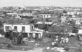 Houses After Tracy Cyclone Tracy 1974