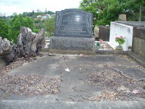 1948 Balmoral Cemetery, Hugh and Amelia McNeilly Gravesite