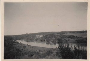1950's-C Mouth of river, Dongara, WA
