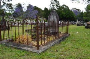 Toowong Cemetery Established Trees
