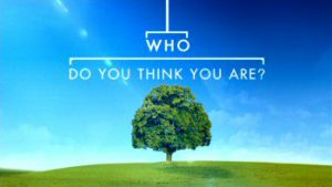 Who Do You Think You Are logo