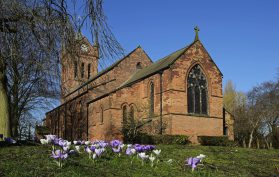All Saints Anglican Church Bloxwich