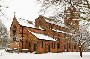 All Saints Church, Bloxwich