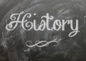 52 Ancestors in 52 Weeks Blackboard Back to School History