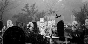 52 Ancestors in 52 Weeks Frightening Cemetery