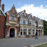 Bletchley Park 52 Ancestors in 52 Weeks Thankful