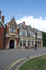 Bletchley Park 52 Ancestors in 52 Weeks Thankful