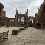 Coventry Cathedral 52 Ancestors in 52 Weeks Thankful
