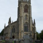 Larbert Church and Cemetery 52 Ancestors in 52 Weeks Thankful