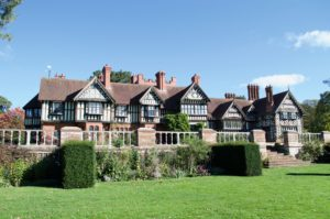 Wightwick Manor 52 Ancestors in 52 Weeks Thankful