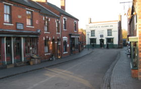 Black Country Living Museum Village Street
